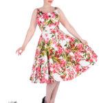 14628537699744-White Pink Floral Long Dress F